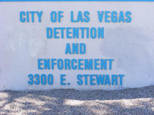 Las Vegas Jail Inmate and Enforcement Center