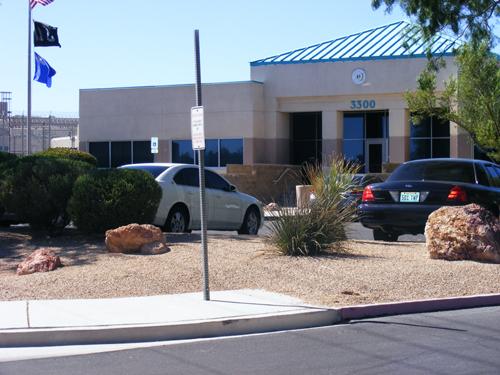 Las Vegas Jail Inmate - Detention and Enforcement Center