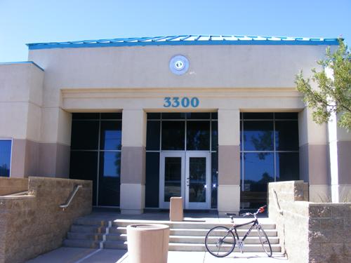 Las Vegas Jail Inmate - Detention and Enforcement Center - Front Door