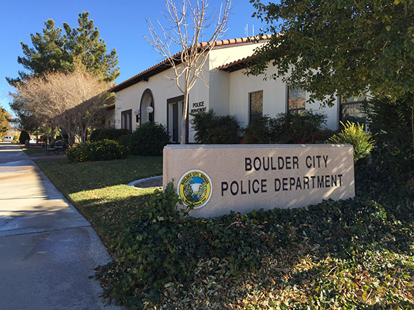 Boulder City Police Department