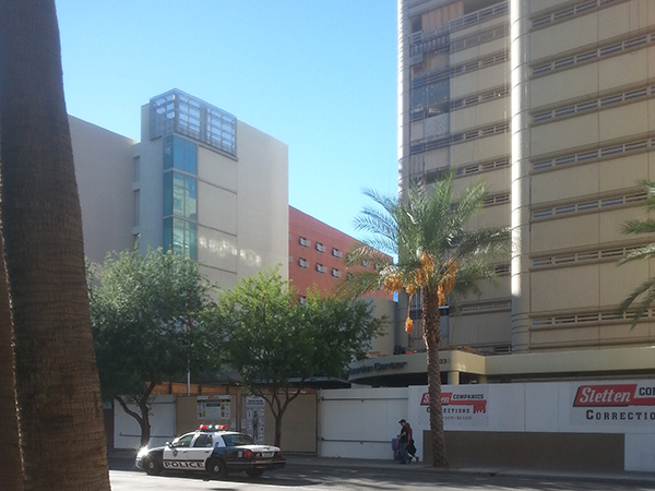 Las Vegas DUI Bail Bonds can be used at the CCDC Jail