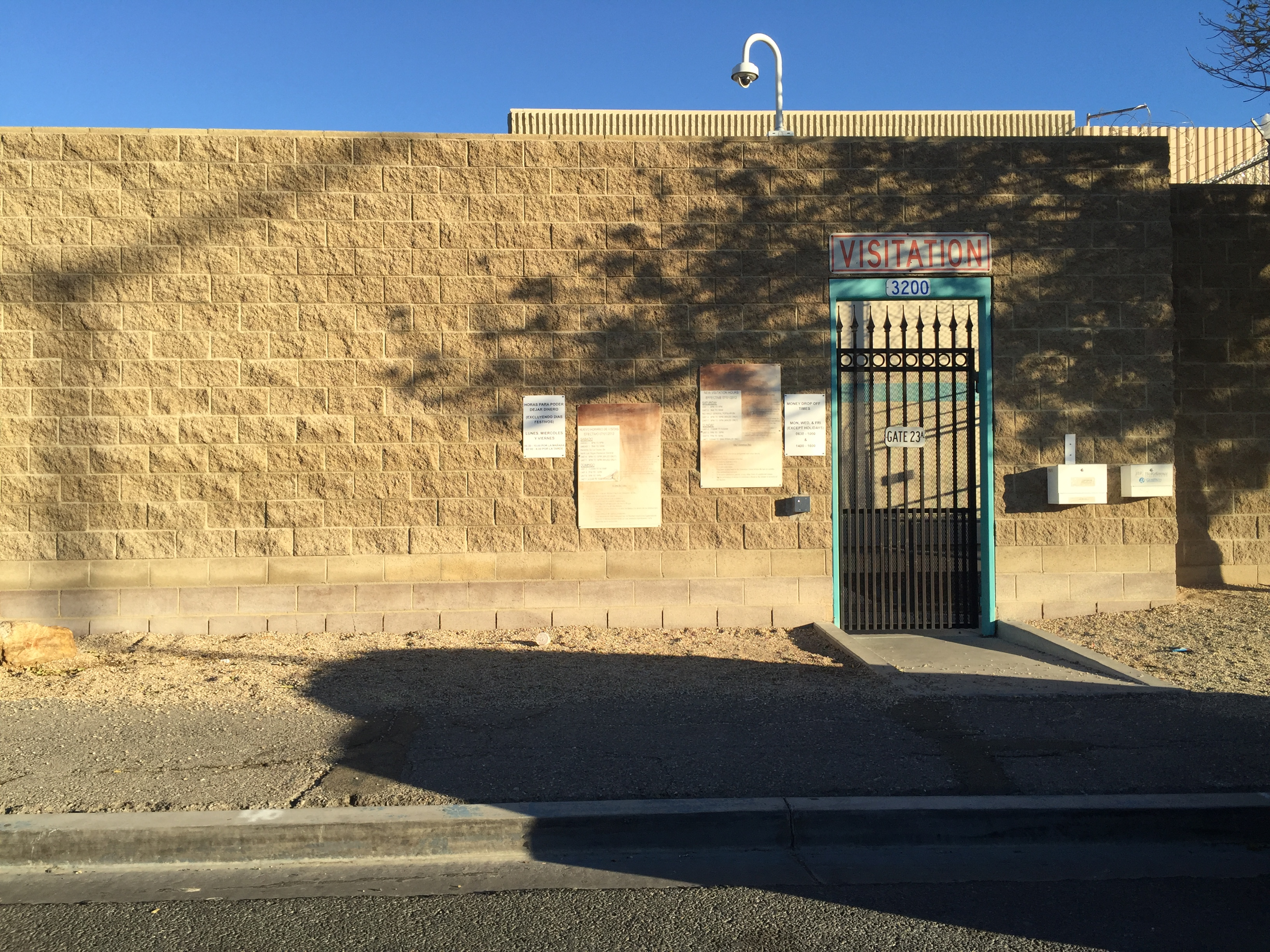 Bail Bonds for the Las Vegas Detention Center